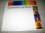 LEVEL42:LESSONS IN LOVE